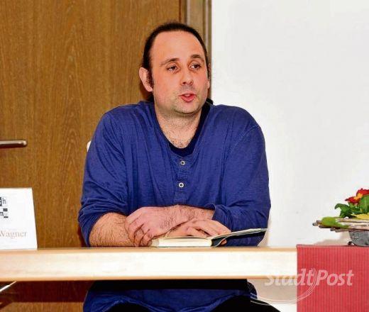 Autor jan costin wagner liest aus sonnenspiegelung for Spiegel erscheinungstag