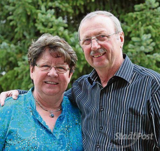 Karoline Und Wigbert Hauner Feiern Goldene Hochzeit