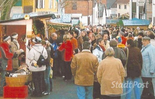 Weihnachtsmarkt Otzberg.Es Ist Schon Der 30 Weihnachtsmarkt In Herings Straßen Dieburger