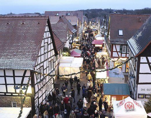 Weihnachtsmarkt Dreieich