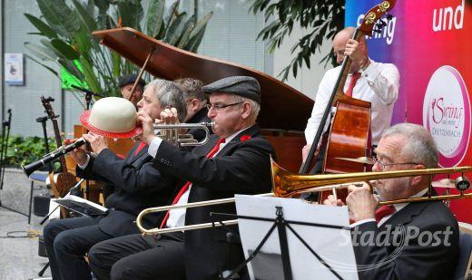 Musikalische Reise F 252 Hrt Zur Wiege Des Jazz Stadtpost