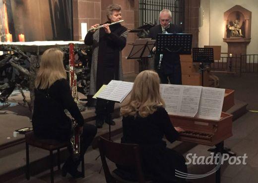 Kammersolisten Bringen Musik Aus Dem Barock Zu Gehör Stadtpost