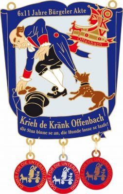 Offenbacher karneval verein pr sentiert sonderorden for Kaufmann offenbach